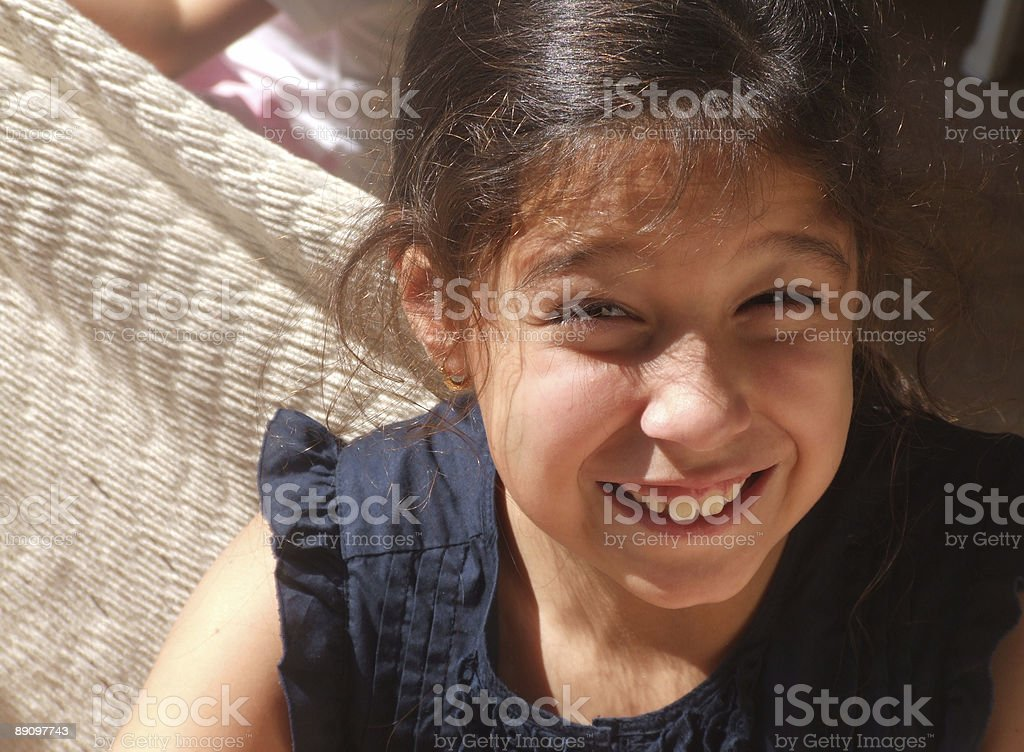 Счастливое лицо Стоковые фото Стоковая фотография