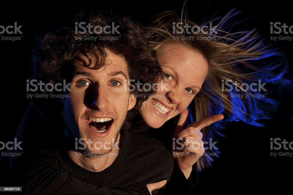 Happy Faces royalty-free stock photo