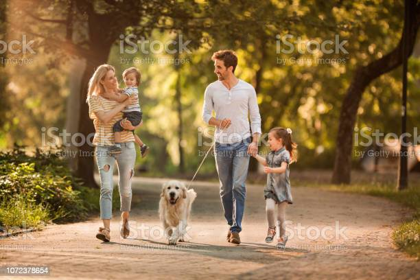 Happy family having fun with a dog in spring day picture id1072378654?b=1&k=6&m=1072378654&s=612x612&h=x hojropc7q3txovnwkln9vyx4at1f1g4ly29hvv g4=
