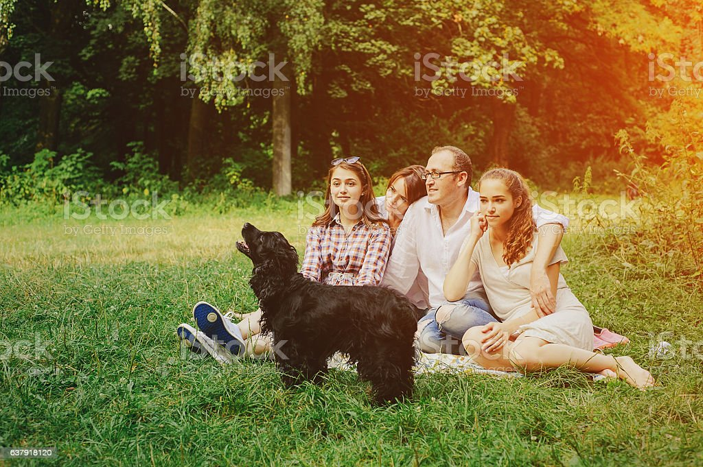Happy Family Hd Stock Photo More Pictures Of Adult Istock