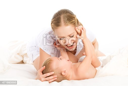 538360916 istock photo happy family mother and baby having fun playing 471993555