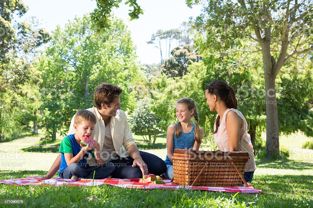 Family Picnic Pictures Images And Stock Photos Istock