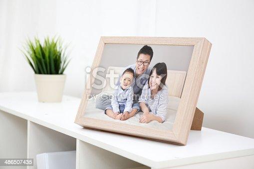 istock Happy Family photo 486507435