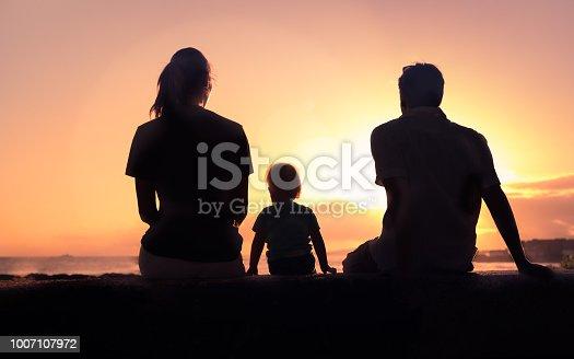istock Happy family 1007107972