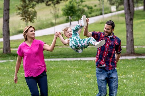 658444674 istock photo Happy family 1214526605