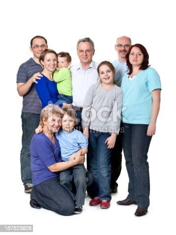 istock happy family 157523628