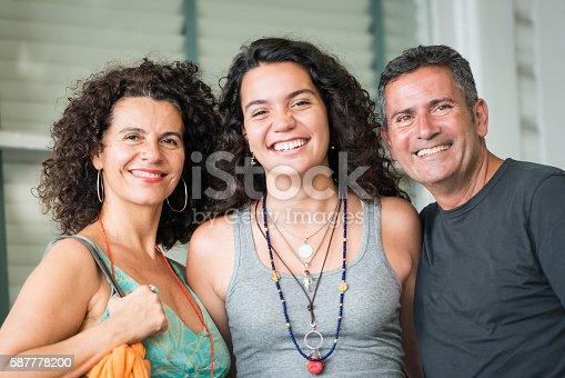 istock Happy Family 587778200