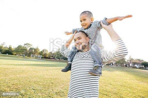 istock Happy family 859934074