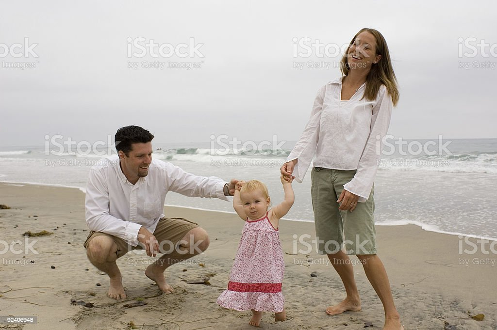 Happy Family royalty-free stock photo