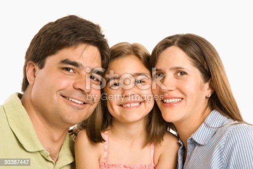 istock Happy family. 93387447