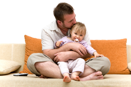 Happy Family Stock Photo - Download Image Now
