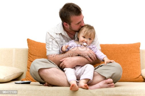 Happy Family Stock Photo & More Pictures of Adult