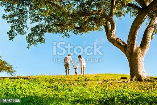 istock Happy family 984621468