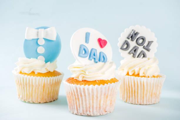 Happy Father es Day Grußkarte – Foto
