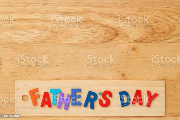 Happy Fars Dag På Trä Bakgrund-foton och fler bilder på Bildbakgrund