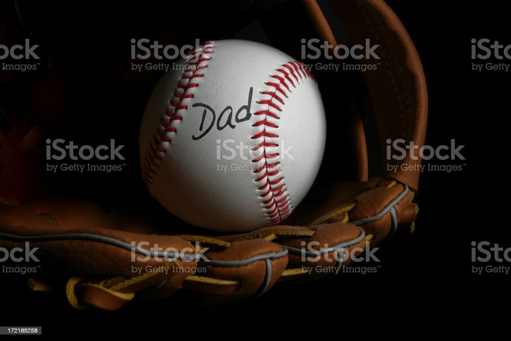 Happy Father's Day! stock photo
