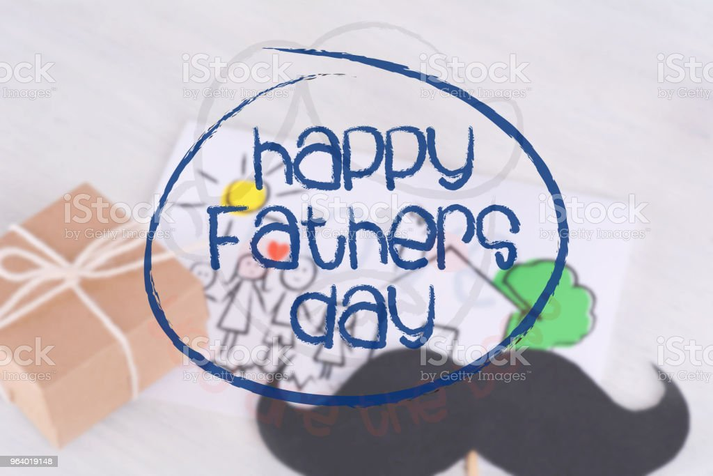 Happy Father´s Day. - Royalty-free Argentina Stock Photo