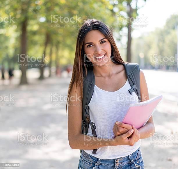 Happy female student picture id610573480?b=1&k=6&m=610573480&s=612x612&h=0wknjzxfzzqrt9q3nhkejqva7g1rvzt3hrvgzqu6ydm=