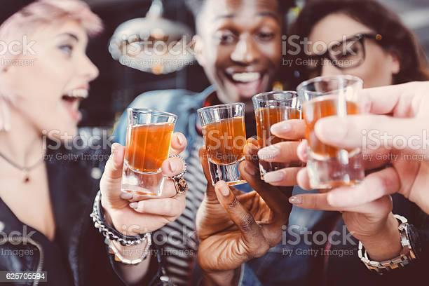 Happy friends drinking shots picture id625705594?b=1&k=6&m=625705594&s=612x612&h= cysbfdubc41jcvpsyujrirxc0yw4asizwfyvfzpadq=