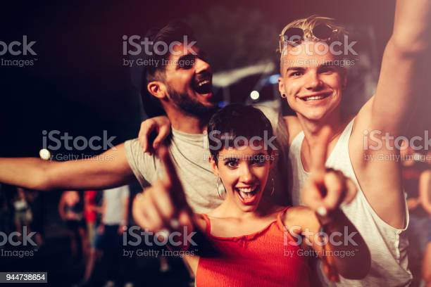 Happy friends having fun at music festival picture id944738654?b=1&k=6&m=944738654&s=612x612&h=nalkn9ctazx75ecc240a7llwzayy ccvqzmriesazzc=