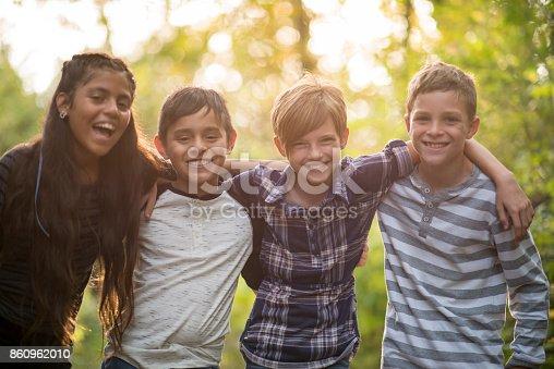 istock Happy Friends 860962010