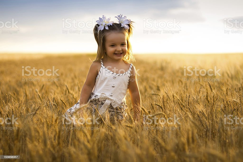 Glückliche Mädchen – Foto