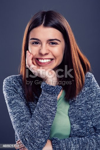 538776615istockphoto Happy girl 465925712