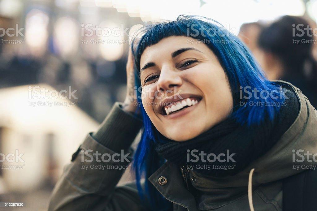 Happy fille - Photo