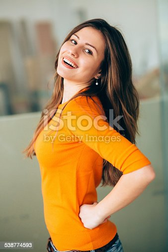 538776615istockphoto Happy girl 538774593
