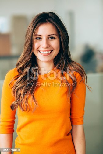 538776615istockphoto Happy girl 538776615