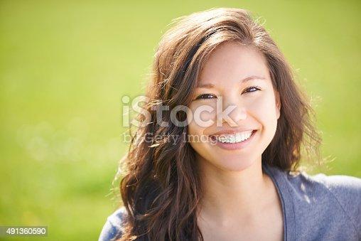 istock Happy girls are the prettiest 491360590