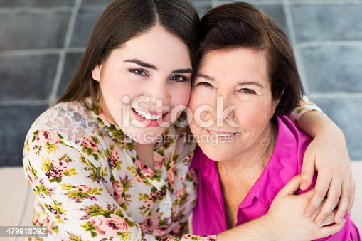 144362548istockphoto Happy grandmother and granddaughter 479918092
