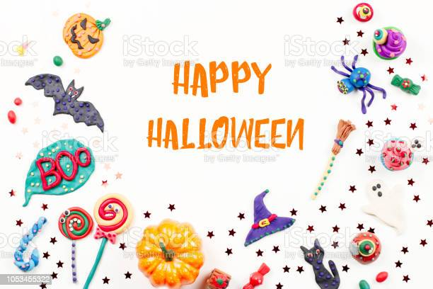 Happy halloween greeting card halloween frame with decorations black picture id1053455322?b=1&k=6&m=1053455322&s=612x612&h=sijctzb5acimgmby rsaumcohliecx5mdhwowsabehk=