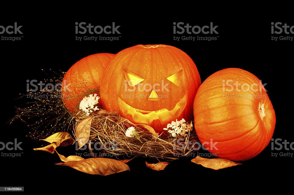 Happy Halloween royalty-free stock photo
