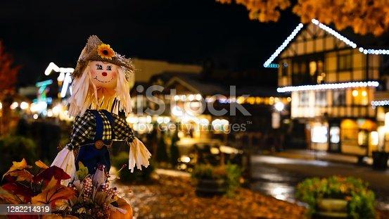 istock Happy Halloween 1282214319