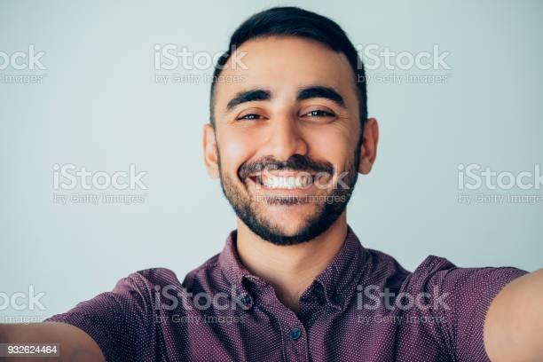 Happy handsome man taking selfie photo picture id932624464?b=1&k=6&m=932624464&s=612x612&h=wjuqzm98zy 4ot9lltdnmm ewfzwnlwa2gq8zup0a i=