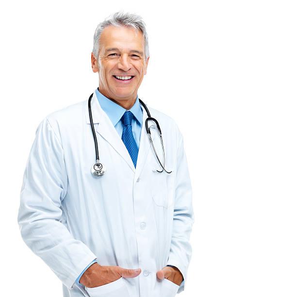 happy healthcare practitioner - koca stok fotoğraflar ve resimler