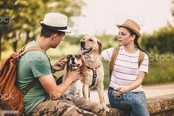 Happy hiking dogs picture id537412432?b=1&k=6&m=537412432&s=612x612&h=h gmlvsn8 oddofmqsi613 g0n0xuquf9r3kladgmqo=