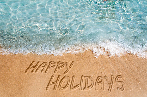happy holidays concept - happy holidays stock pictures, royalty-free photos & images