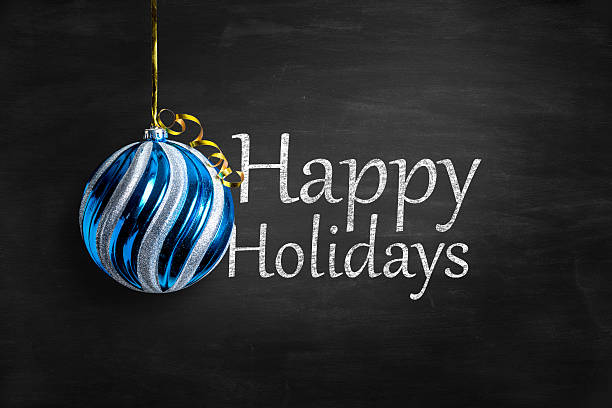 happy holidays - happy holidays stock pictures, royalty-free photos & images