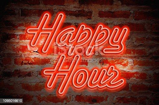 istock Happy Hour 1095016610