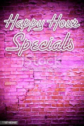 511875398 istock photo Happy Hour 1187463487