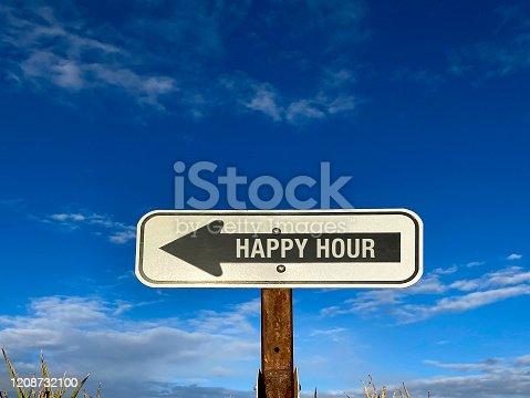 511875398 istock photo Happy Hour 1208732100