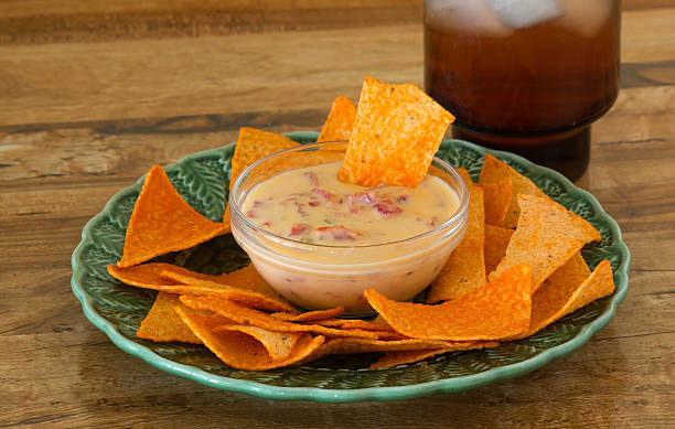 happy hour snacks - pimento cheese stock photos and pictures