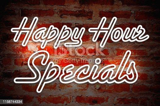 istock Happy Hour Special 1158744334