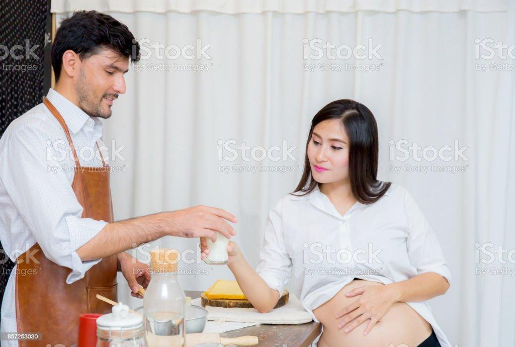 Ehefrau Gets Ehemann Asiatisch