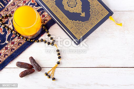 692990508 istock photo Happy iftar ( breakfast ) in Ramadan 950821482