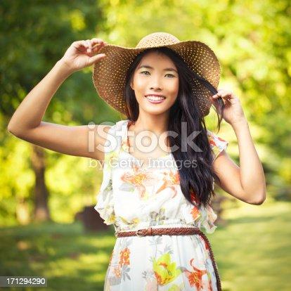 istock Happy in the Summer 171294290