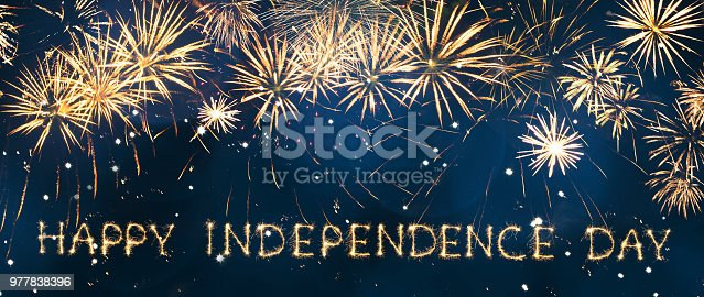 istock Happy Independence Day 977838396