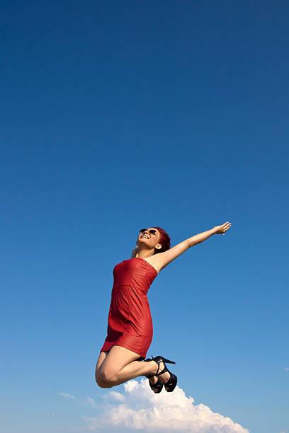 glücklich spring - damenschuhe 44 stock-fotos und bilder